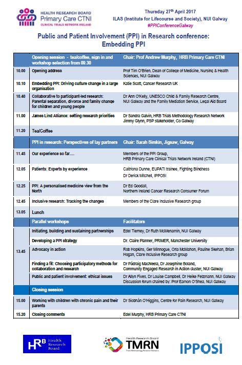 ppi-conference-programme